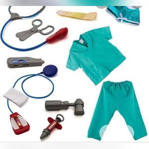 Children Blue Doctor Dressing Costume   Toys for sale in Lagos State, Lagos Island (Eko)