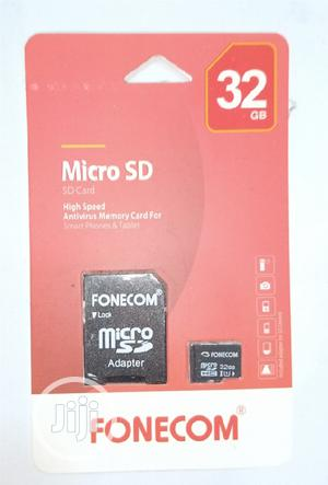 Micro SD 32gb   Accessories for Mobile Phones & Tablets for sale in Lagos State, Ikeja