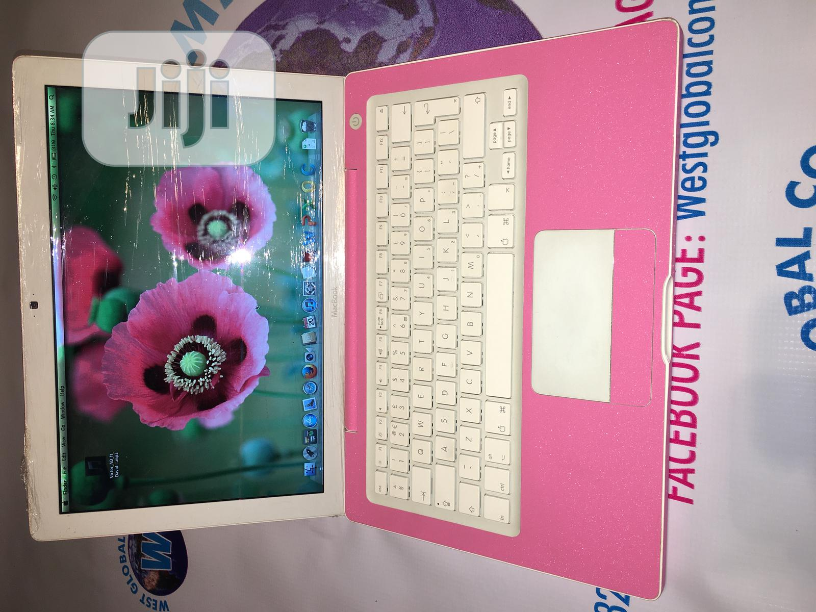 Laptop Apple MacBook 4GB Intel HDD 250GB