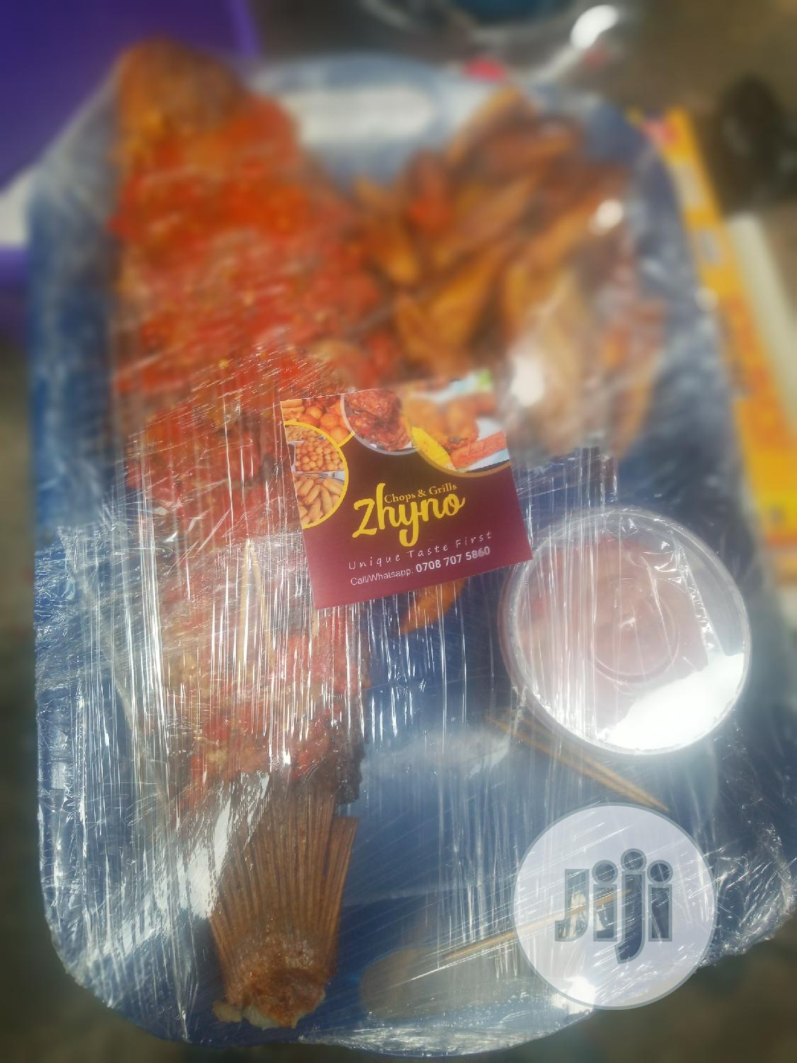 Archive: Zhyno Chops Grills