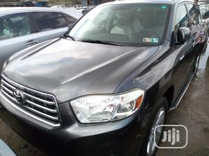 Toyota Highlander 2009 V6 Gray | Cars for sale in Lagos State, Apapa