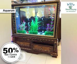 Imported Antique Aquarium   Fish for sale in Rivers State, Port-Harcourt
