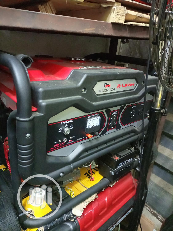 Maxmech 10kva Generator