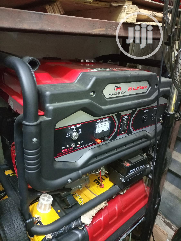 Maxmech 10kva Generator | Electrical Equipment for sale in Ojo, Lagos State, Nigeria