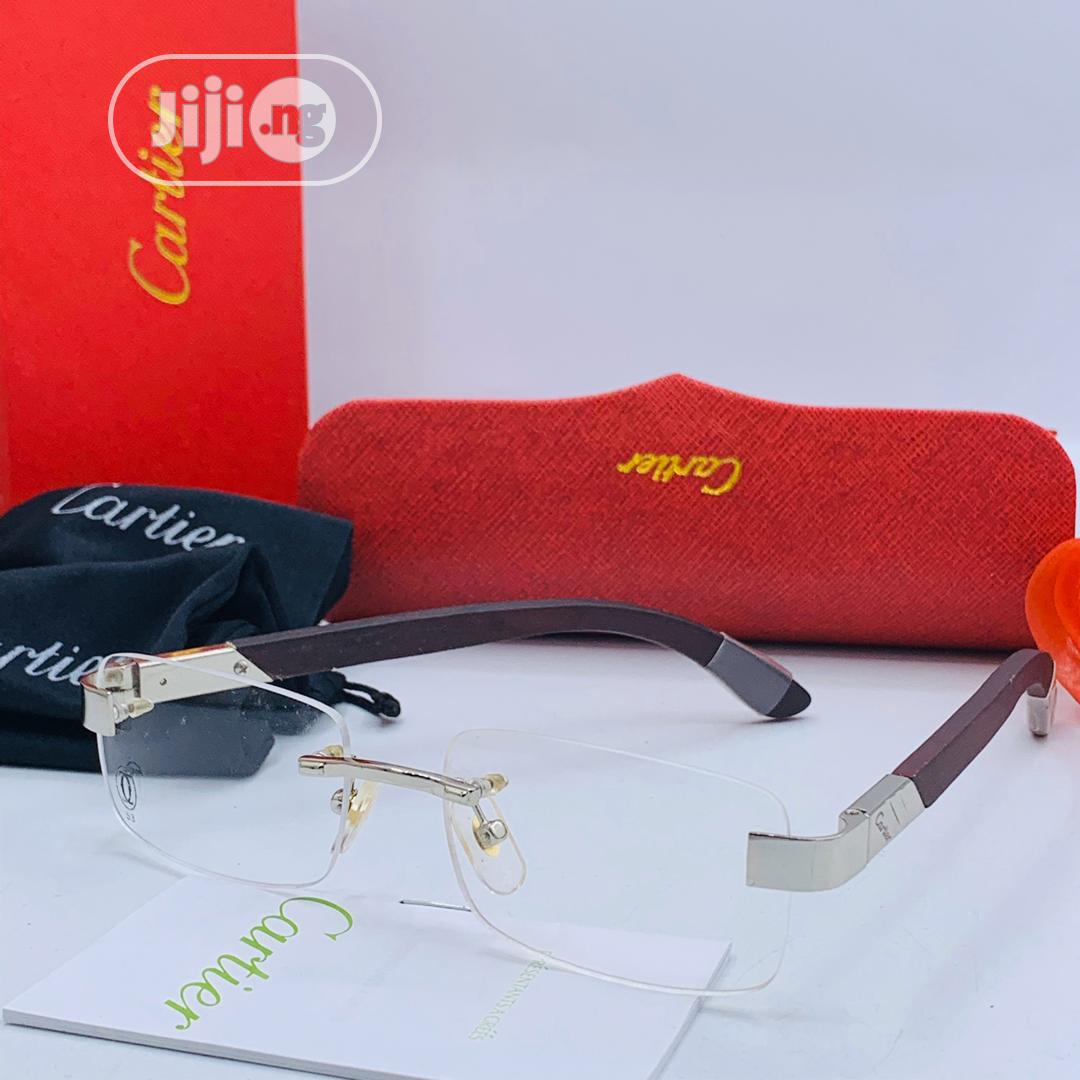 Authentic And Quality Cartier Glass