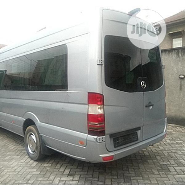 Executive 16 Seater Mercedes Benz Sprinter Bus Long Chasis   Buses & Microbuses for sale in Lekki, Lagos State, Nigeria