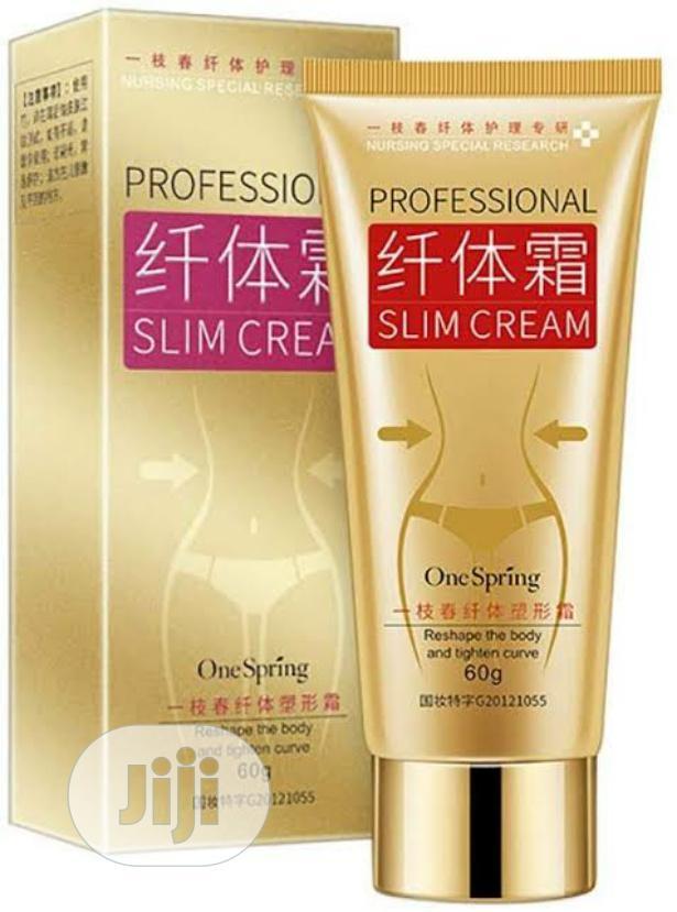 Professional Slimming Cream