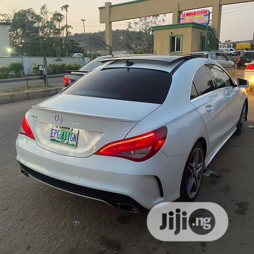 Mercedes-Benz CLA-Class 2015 White | Cars for sale in Gwarinpa, Abuja (FCT) State, Nigeria
