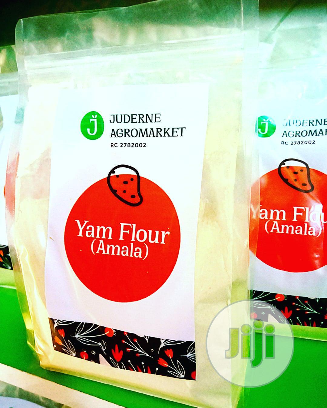 Archive: Yam Flour (Elubo Isu)