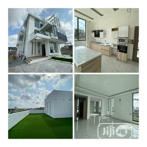 Brand New Super Luxury 5 Bedroom Mansion With Swimming Pool | Houses & Apartments For Sale for sale in Lekki, Jakande