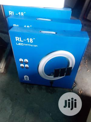 LED Soft Ring Light | Accessories & Supplies for Electronics for sale in Lagos State, Ojo