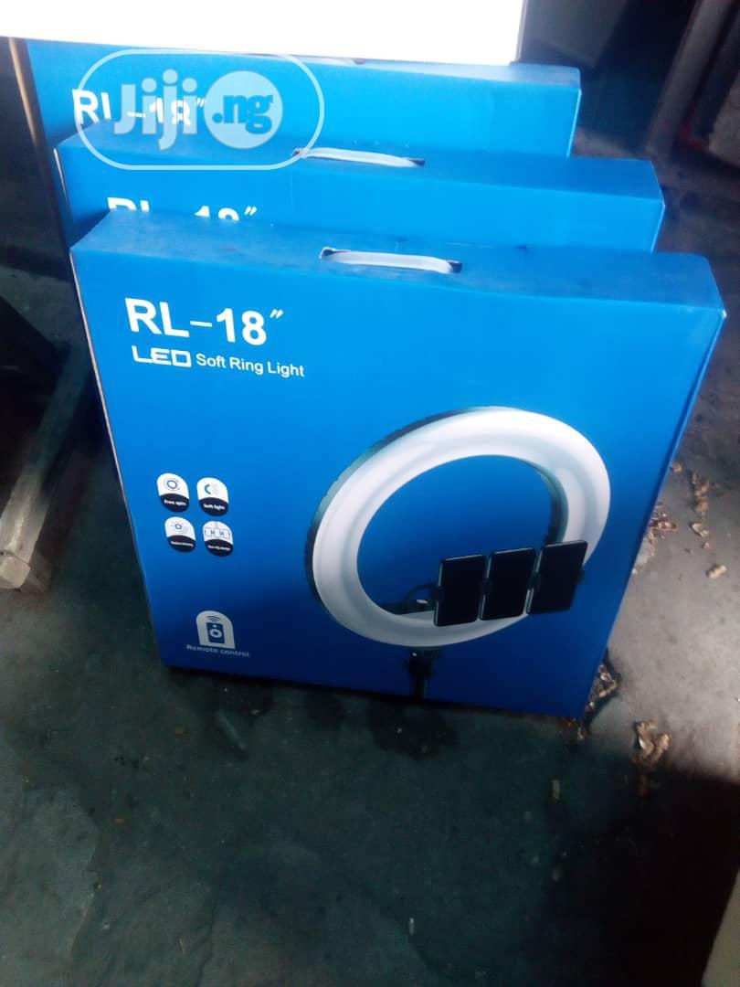 LED Soft Ring Light