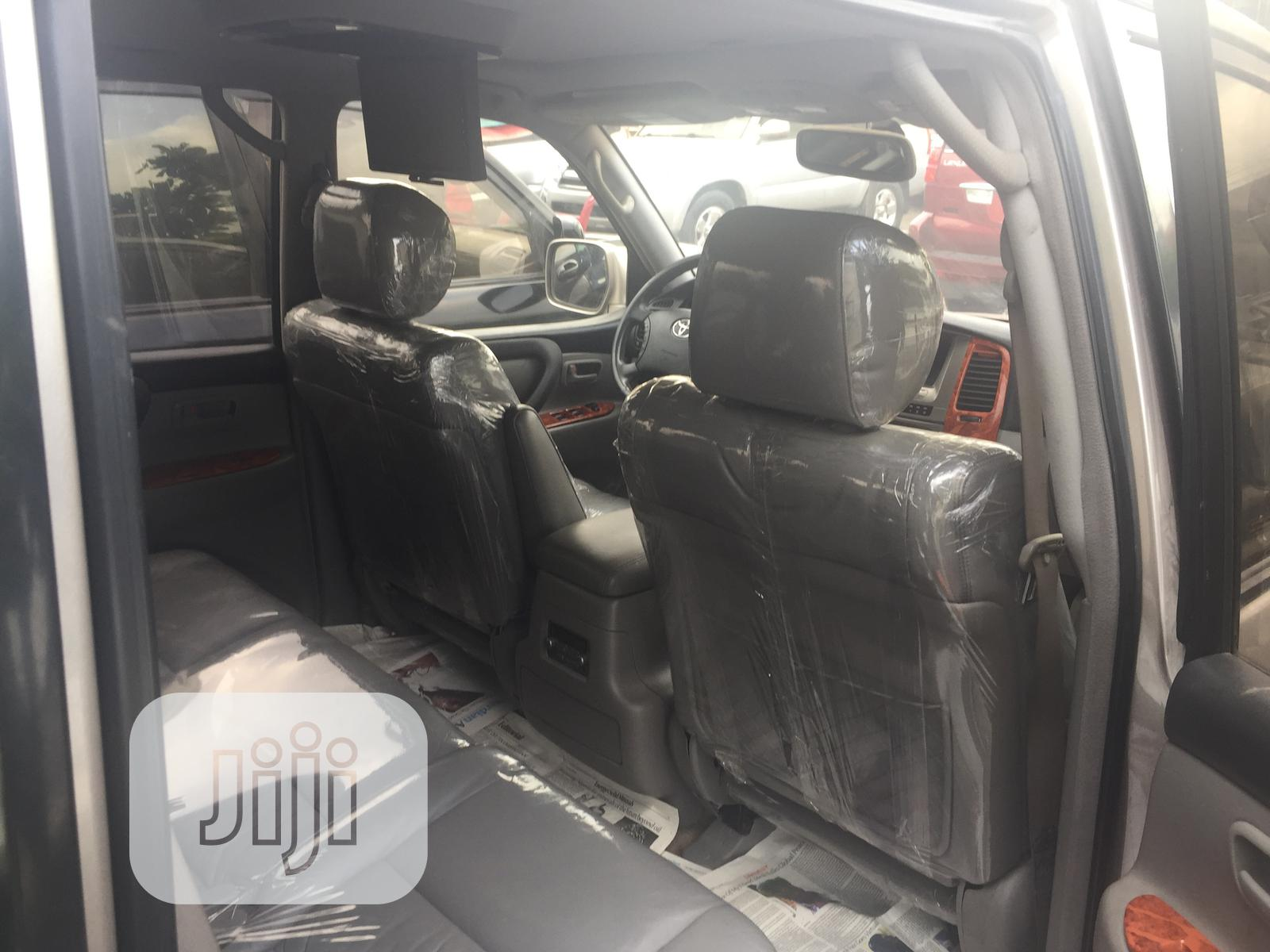 Toyota Land Cruiser 2004 3.0 D-4D Executive Beige | Cars for sale in Apapa, Lagos State, Nigeria