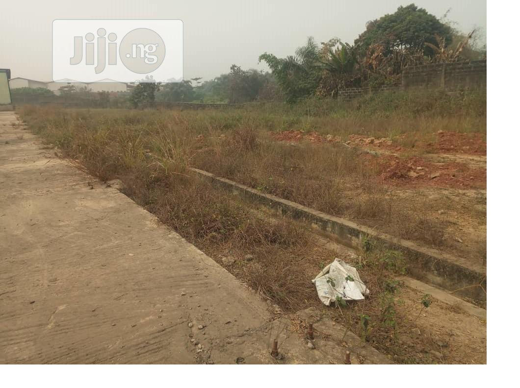 Archive: Warehouse Facing Ibadan Expressway At Arepo