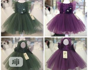 Turkey Quality Girl Dress   Children's Clothing for sale in Lagos State, Ojodu