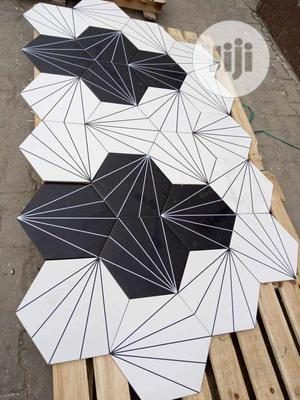 White And Black Tiles | Building Materials for sale in Lagos State, Orile
