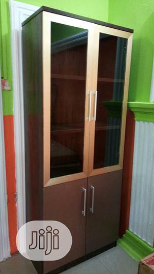 Standard 2doora Office Book Shelve | Furniture for sale in Lagos State, Ojo