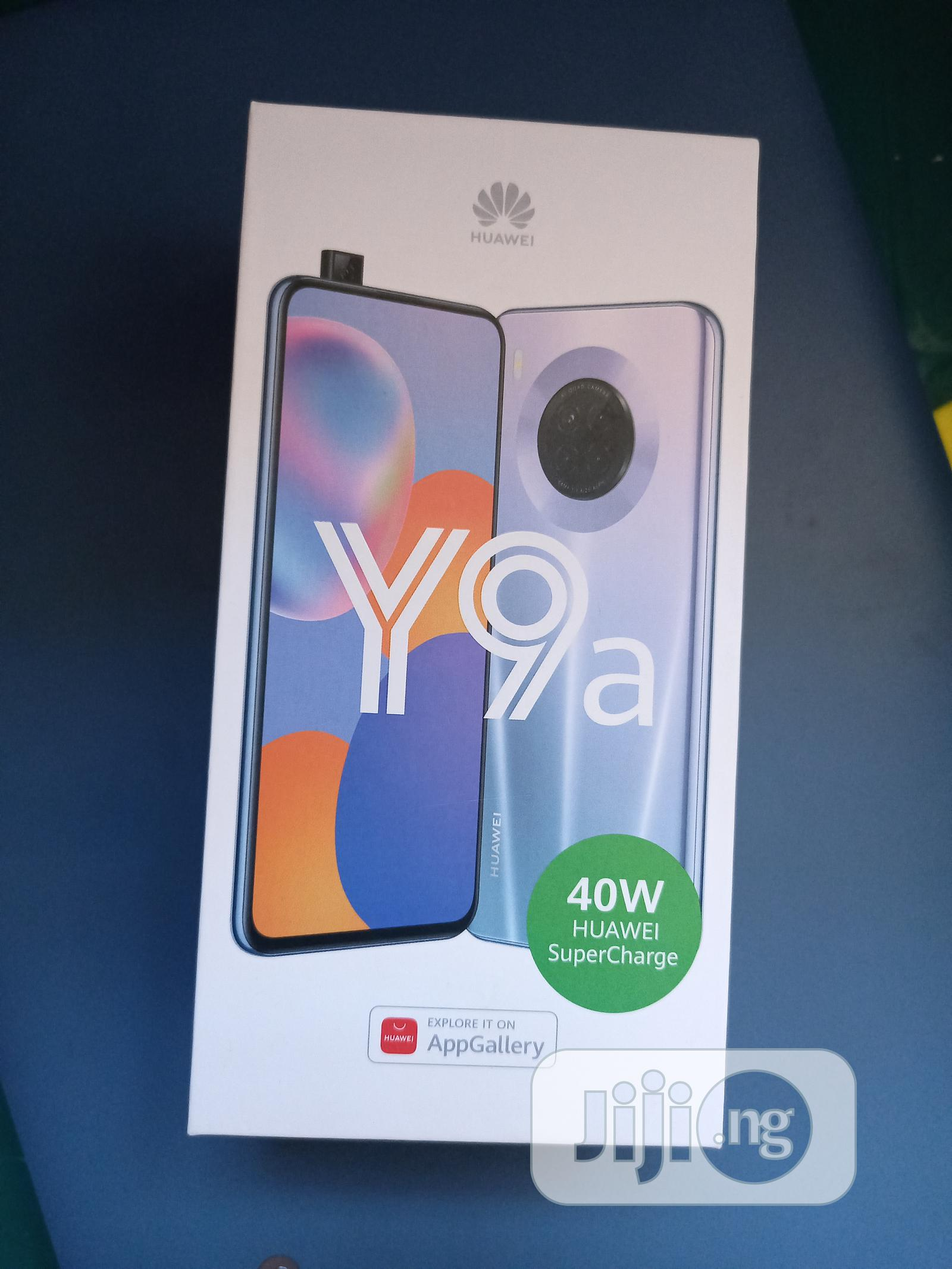Archive: Huawei Y9a 128GB Black
