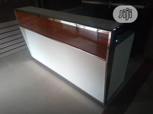 Higher Quality 2m Executive Office Reception Desk | Furniture for sale in Lagos State, Ojo