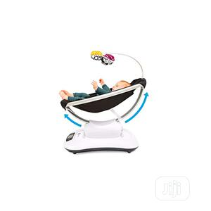 4moms Mamaroo 4 Baby Swing | Bluetooth Baby Rocker With 5 Un | Children's Gear & Safety for sale in Lagos State, Surulere
