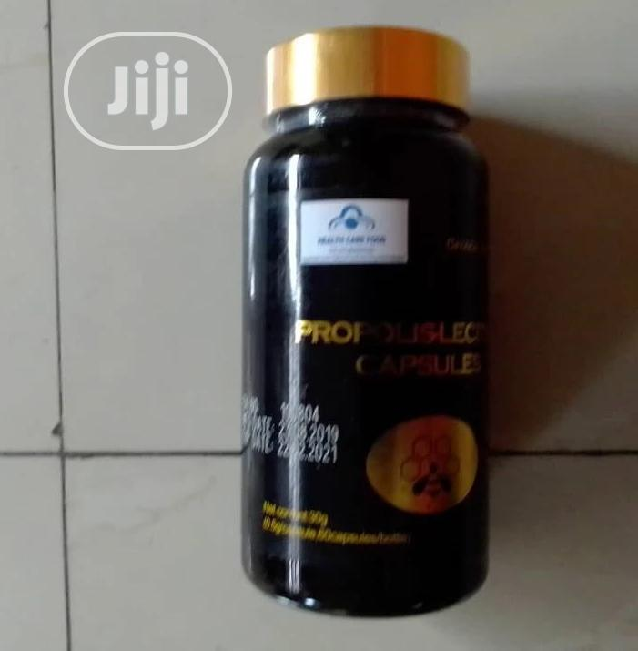 Deactivate Cancer Cells With Propolis Lecithin Capsules