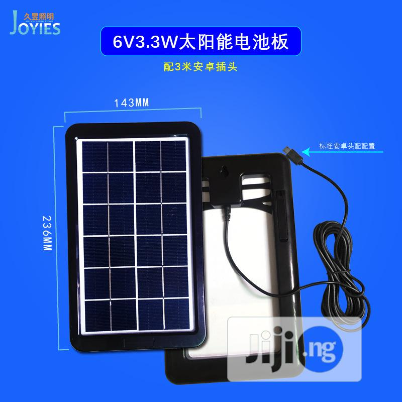 Archive: Solar Mobile Charger 24/7