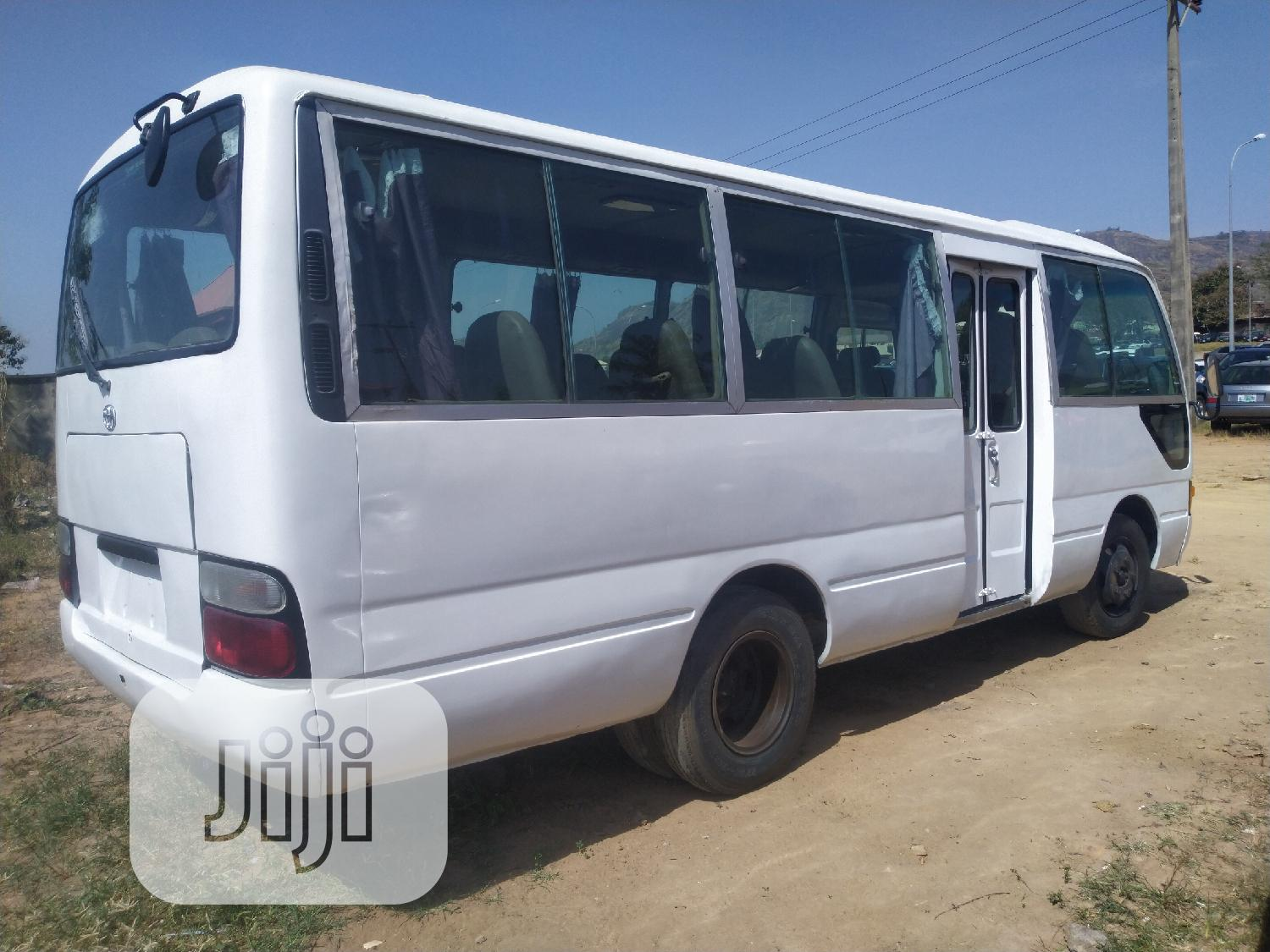 Toyota Coaster Bus | Buses & Microbuses for sale in Kubwa, Abuja (FCT) State, Nigeria