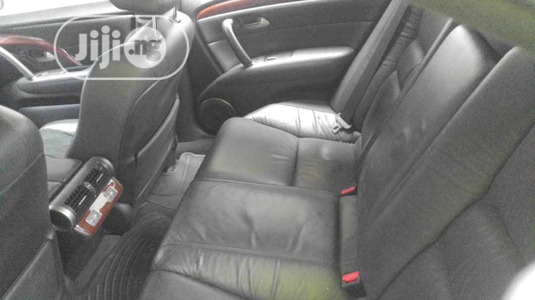 Archive: Honda Legend 2009 3.7 V6 Silver