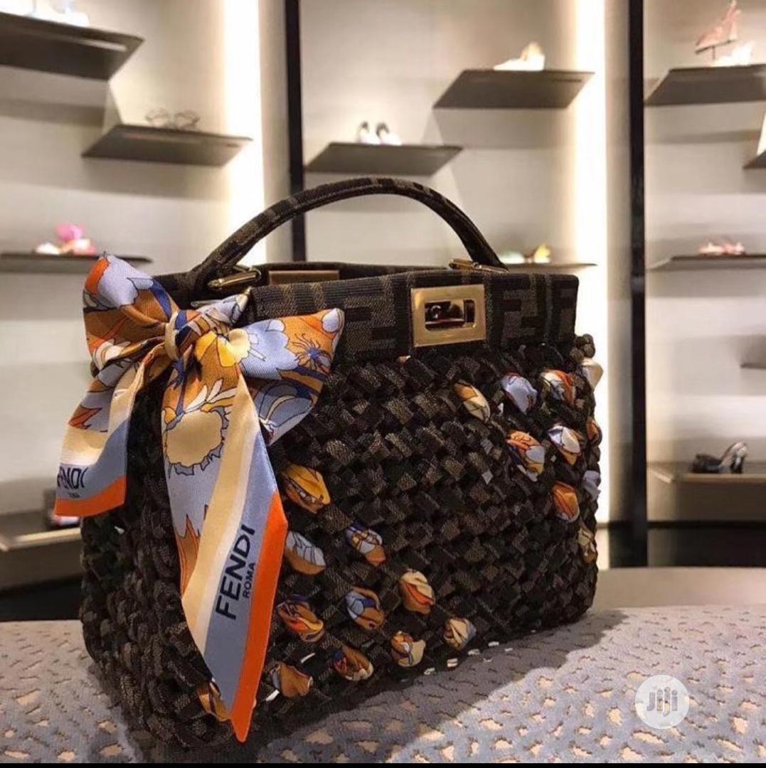 Archive: Fendi Handbags