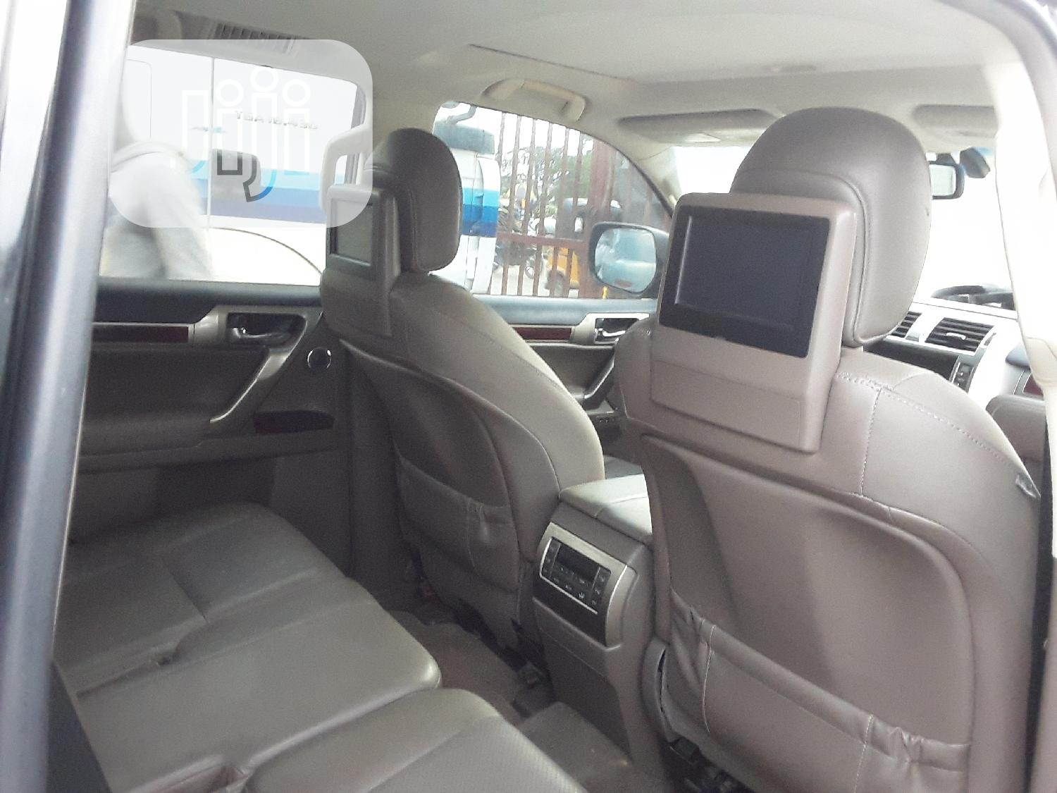 Lexus GX 2015 Black | Cars for sale in Amuwo-Odofin, Lagos State, Nigeria