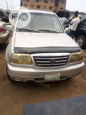 Suzuki Grand 2001 Silver | Cars for sale in Lagos State, Ifako-Ijaiye