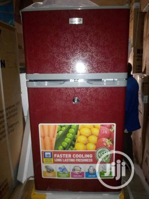 Freezclime Refrigerator Table Top Doible Door Model:138 | Kitchen Appliances for sale in Lagos State, Ojo
