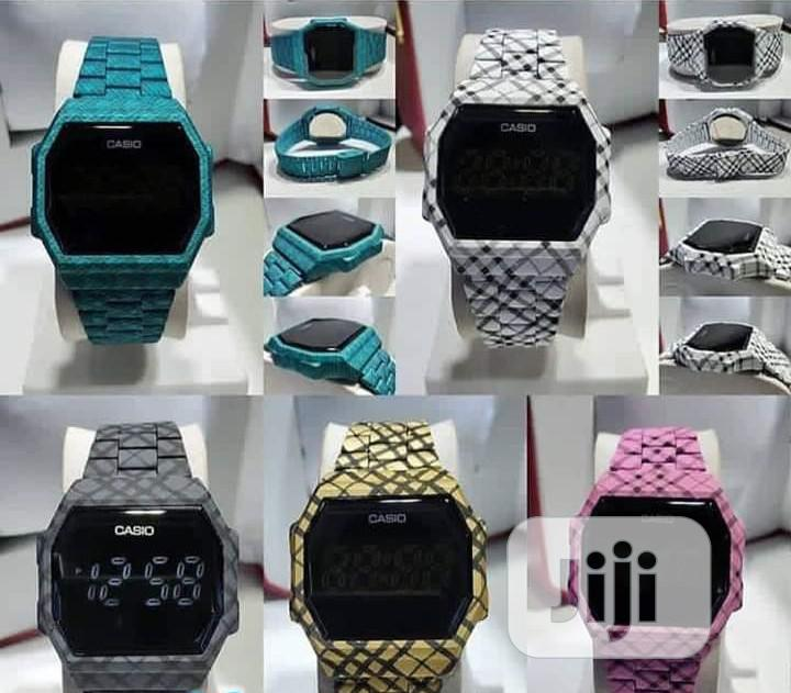 Archive: Casio Screen Touch Watch