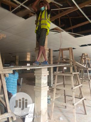 Suspended Ceiling Pop Installation | Building & Trades Services for sale in Lagos State, Lekki