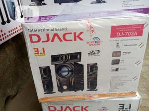 Djack Home Theater (DJ 703) | Audio & Music Equipment for sale in Lagos State, Ojo