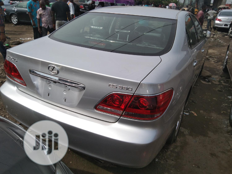 Lexus ES 2005 330 Silver   Cars for sale in Apapa, Lagos State, Nigeria