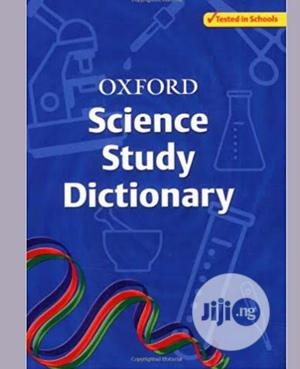 Oxford Science Study Dictionary   Books & Games for sale in Lagos State, Surulere