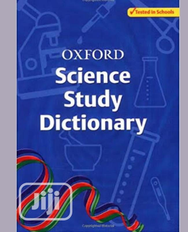 Oxford Science Study Dictionary