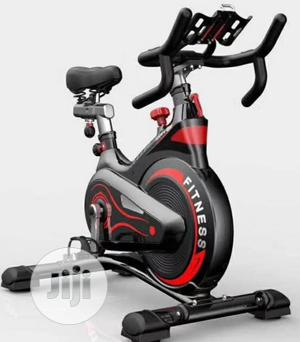 Commercial Spinning Bike 150kg User Weight | Sports Equipment for sale in Lagos State, Surulere