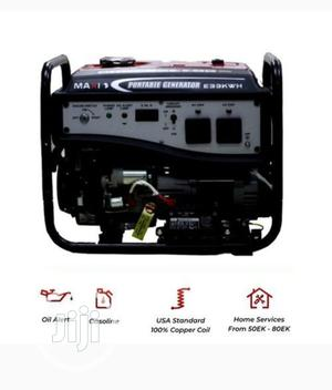 Maxi 4kva Gasoline Generator - Maxigen Ek33 | Electrical Equipment for sale in Abuja (FCT) State, Dutse-Alhaji