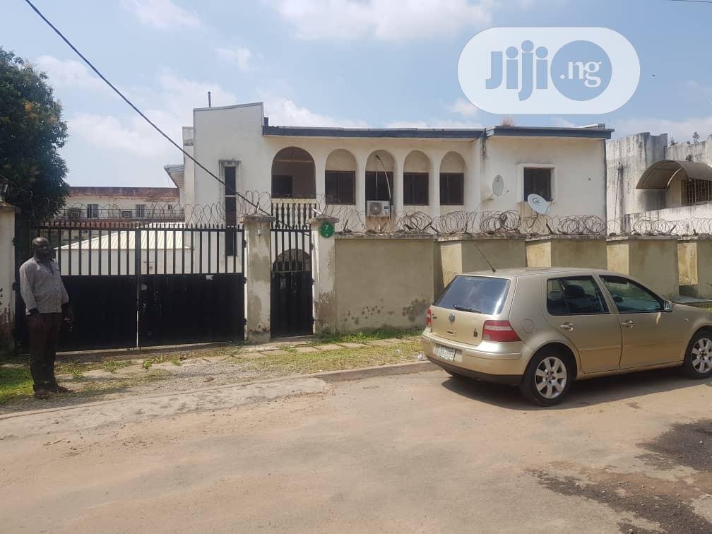 A Duplex For Sale Nyassingbe Eyadema. Behind Ecowas Asokoro