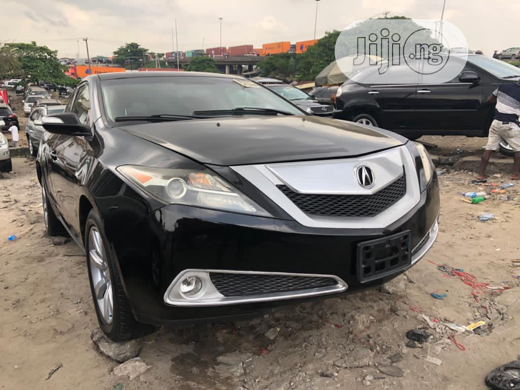 Archive Acura Zdx 2011 Base Awd Black In Apapa Cars Viv Autos Jiji Ng
