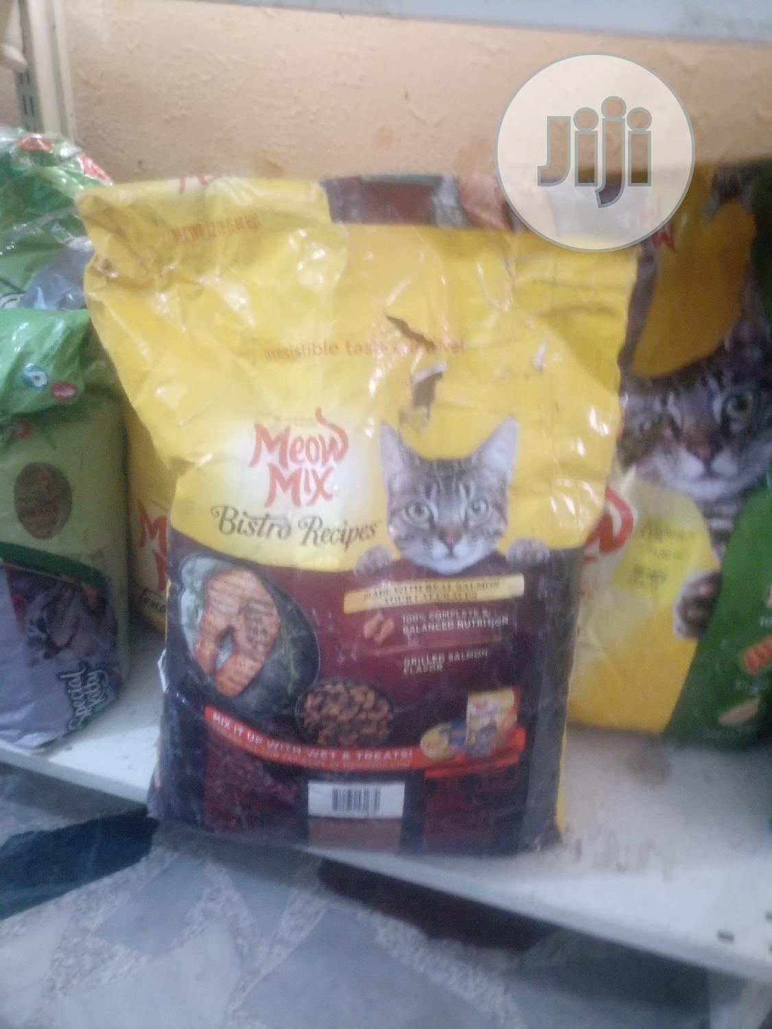 Archive: Meow Mix Cat Food