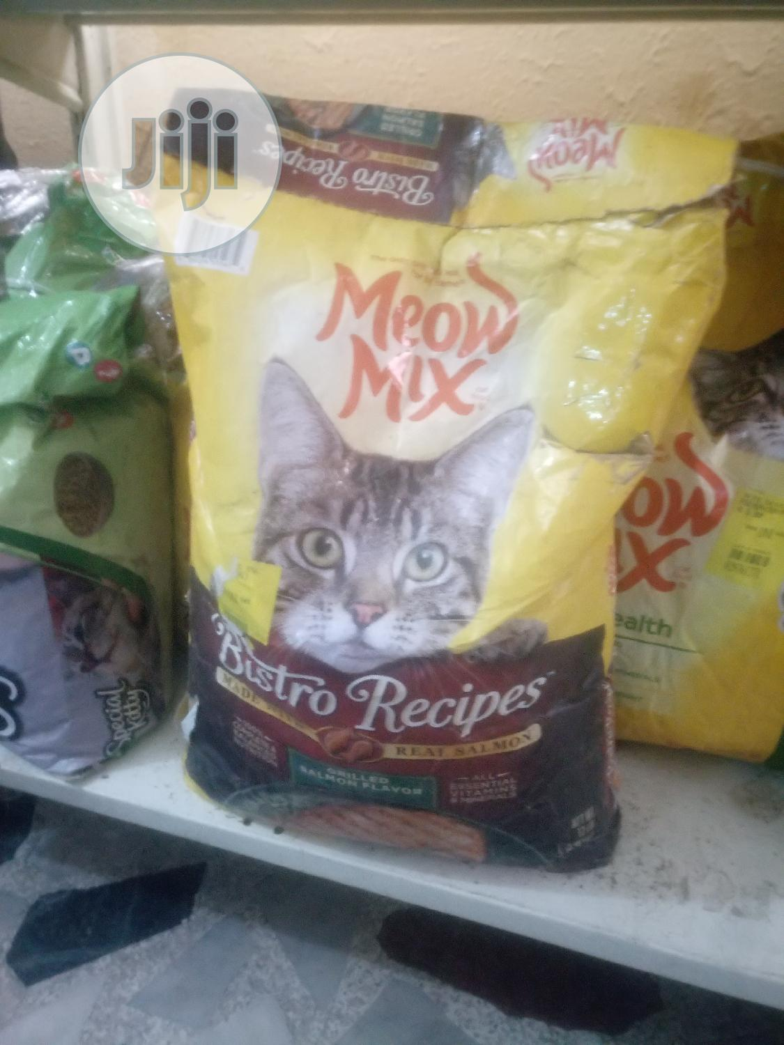 Meow Mix Cat Food | Pet's Accessories for sale in Amuwo-Odofin, Lagos State, Nigeria