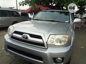 Toyota 4-Runner 2007 Limited 4x4 V6 Silver   Cars for sale in Lagos State, Amuwo-Odofin