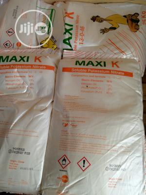 Maxi K Potassium Nitrate Fertilizer   Feeds, Supplements & Seeds for sale in Ogun State, Ewekoro