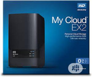 4TB WD Diskless My Cloud EX2 Ultra Network Attached Storage | Computer Hardware for sale in Lagos State, Ikeja