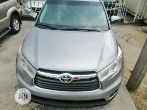 New Toyota Highlander 2014 Silver | Cars for sale in Rivers State, Port-Harcourt