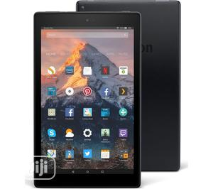 New Fire HD 10 32 GB Black   Tablets for sale in Lagos State, Ikeja