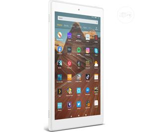 New Amazon Fire HD 10 32 GB White | Tablets for sale in Lagos State, Ikeja